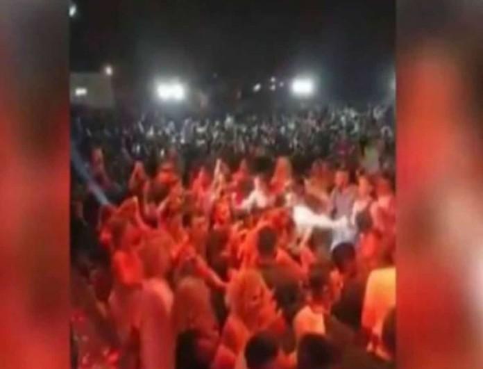 Χαμός στο Γουδή - Στήθηκε πανηγύρι με πάνω από 2.000 άτομα