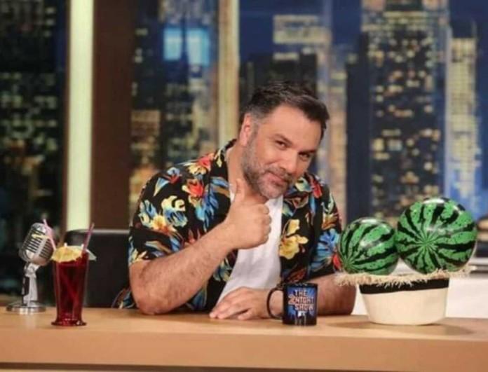 Γρηγόρης Αρναούτογλου: Τέλος το The 2night show από τον ΑΝΤ1 - Η ανακοίνωση