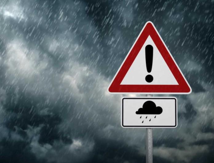 Έκτακτο δελτίο επιδείνωσης καιρού: «Φρένο» στον καύσωνα - Σε αυτές τις περιοχές θα βρέξει