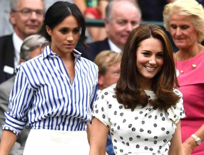 Το παράπονο της Μέγκαν Μαρκλ από την Kate Middleton