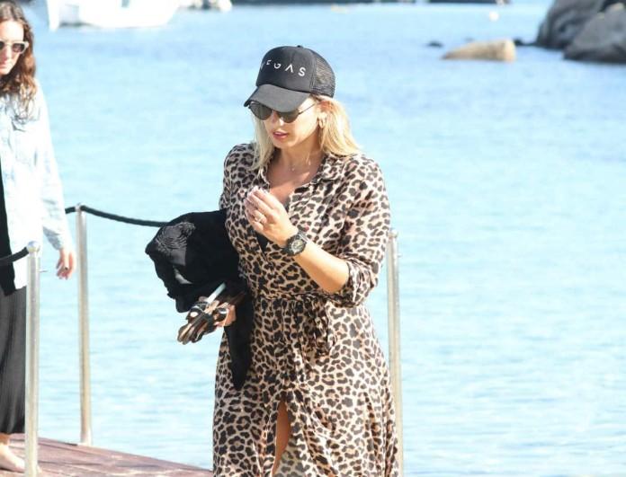 Το νέο ζευγάρι της ελληνικής showbiz; Κωνσταντίνα Σπυροπούλου με... - Αποκλειστικά μόνο εδώ