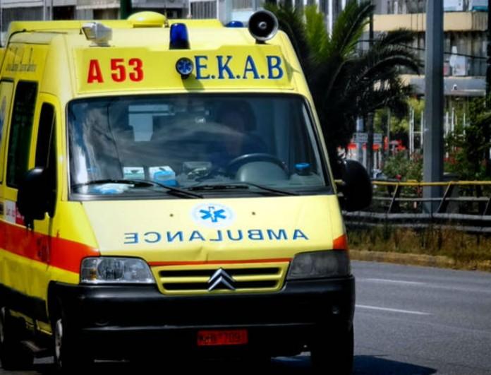 Φρίκη στην Λάρισα - 7χρονο χτυπήθηκε στο κεφάλι από γκαραζόπορτα