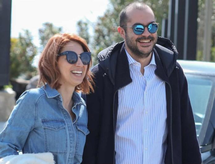 Μαρία Ηλιάκη: Το έριξε στις ρακές στις διακοπές με τον σύντροφό της