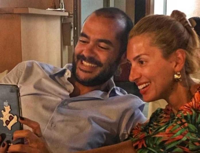 Μαρία Ηλιάκη: Διακοπές στην Κρήτη με τον σύντροφό της - Οι πρώτες φωτογραφίες