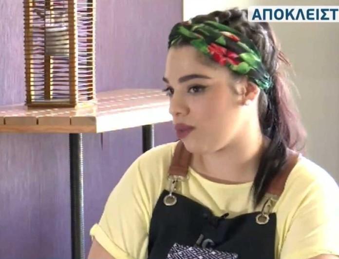 Μαριάννα Πουλμέντη: Η πρώην παίκτρια του MasterChef αποκαλύπτει: «Δεν μιλάω με τον πατέρα μου»