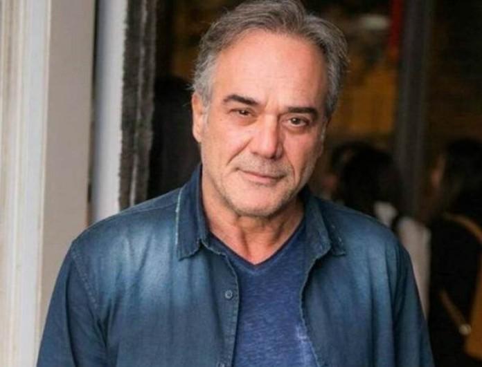 Παύλος Ευαγγελόπουλος: Σε φανταστική φυσική κατάσταση ο 58χρονος ηθοποιός - Δείτε τους κοιλιακούς του!