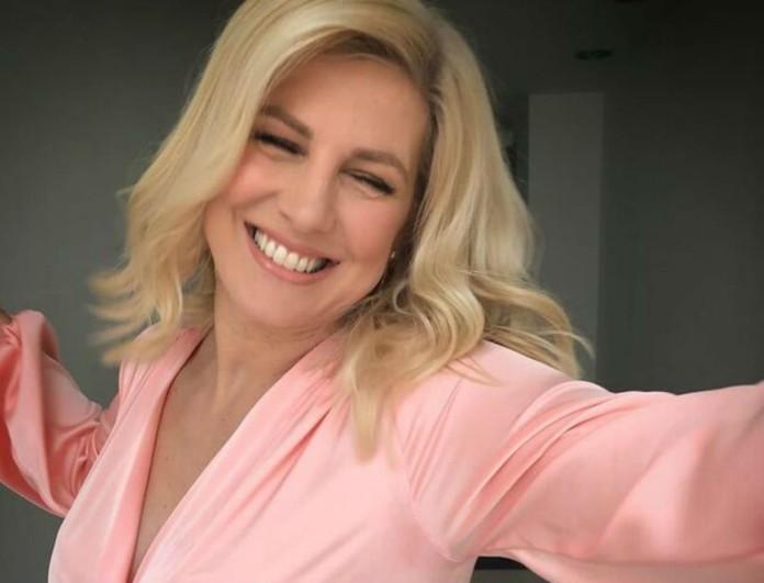 Χαρές στο σπίτι της Ράνιας Θρασκιά - Σε πελάγη ευτυχίας η παρουσιάστρια...