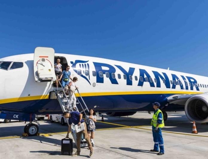 Τρέξτε να προλάβετε αυτή την προσφορά της Ryanair - 25% για...