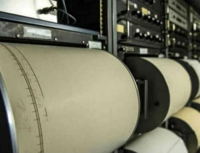 Σεισμός - ταραχή: 5,7 Ρίχτερ