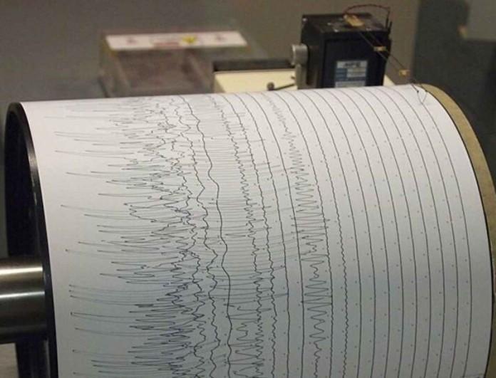 6,2 Ρίχτερ σεισμός τα ξημερώματα της Πέμπτης