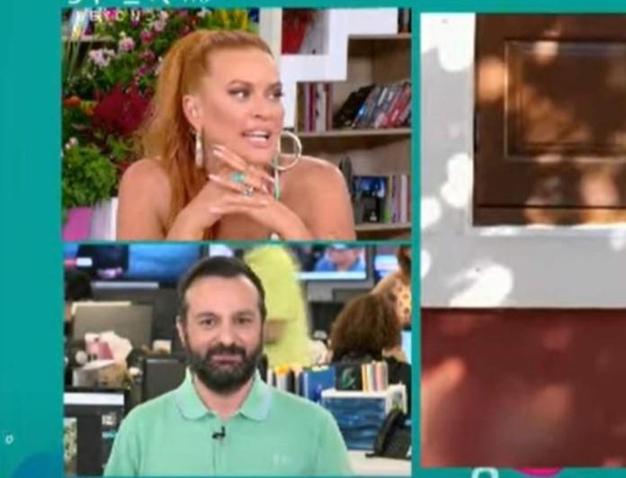 Σίσσυ Χρηστίδου: Ανακοίνωσε τα ευχάριστα στον αέρα της εκπομπής «Έλα χαμογέλα»