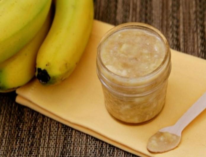 Σπιτικό μείγμα για αποτρίχωση: Βάλε μπανάνα και βρώμη και τρίχα...τέλος