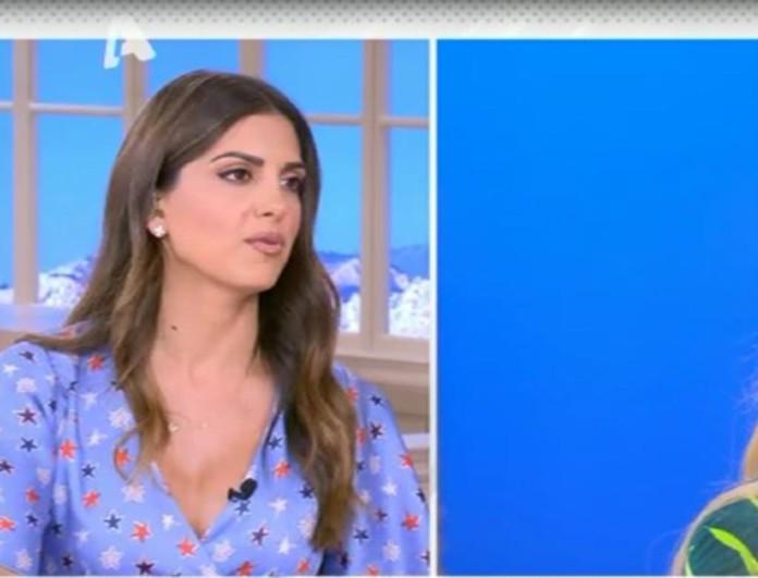 Σταματίνα Τσιμτσιλή: Η αποκάλυψη για την Ελένη λίγο πριν φύγει από την τηλεόραση  - «Τους άκουγα που...»