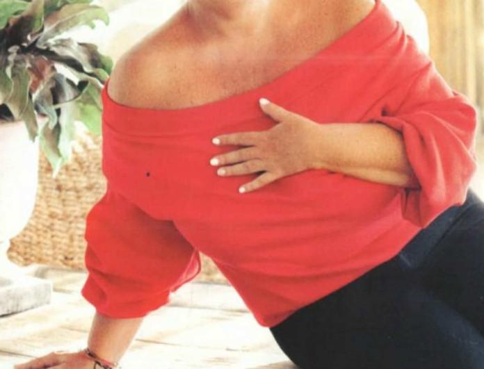 Πρώην συνεργάτιδα του Γιώργου Λιάγκα έχασε 33 ολόκληρα κιλά! - Δείτε τη φωτογραφία
