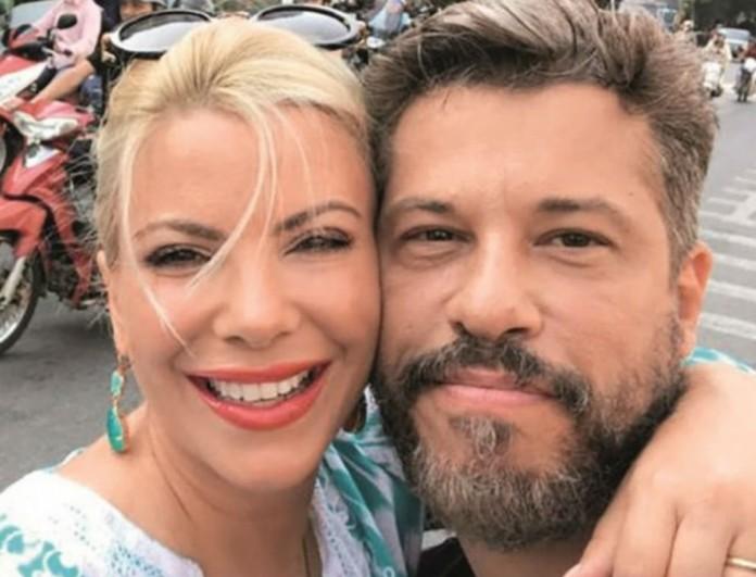 Φτυστοί στο πρόσωπο ο Χάρης Βαρθακούρης με την κόρη του!