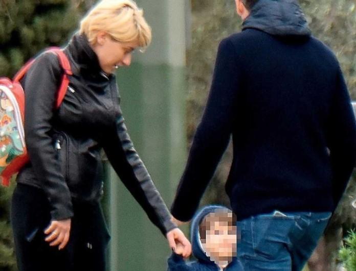 Σία Κοσιώνη: Νέο στιγμιότυπο με τον γιο της με τον Κώστα Μπακογιάννη