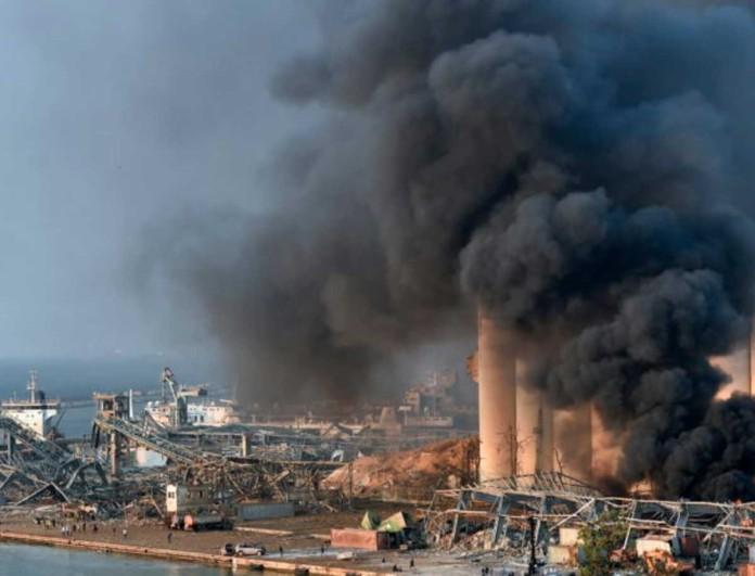 Σε κρίσιμη κατάσταση 2 Έλληνες στη Βηρυτό