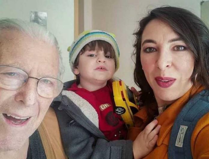 Αλίκη Κατσαβού: Η φωτογραφία με τον γιο του Κώστα Βουτσά που προκαλεί συγκίνηση
