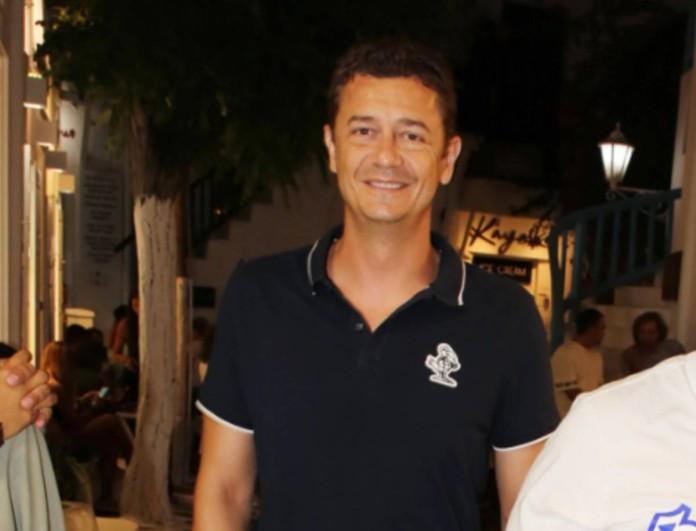 Αντώνης Σρόιτερ: Τον
