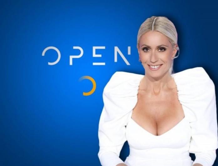 Εξελίξεις που «καίνε» για τη Μαρία Μπακοδήμου - Τι συμβαίνει με την εκπομπή της στο Opentv