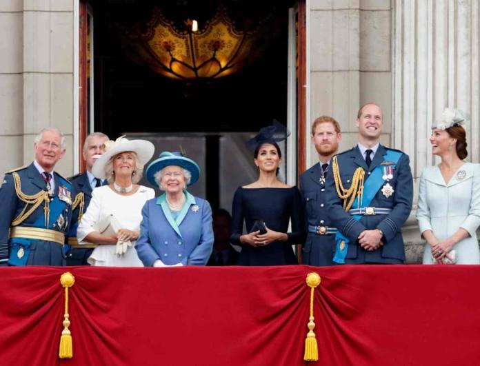 Σε αναβρασμό το Buckingham - «Είναι μία οχιά...»