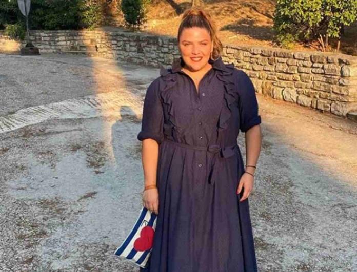 Ακύρωσε ξαφνικά το ταξίδι της η Δανάη Μπάρκα - Τι συνέβη;