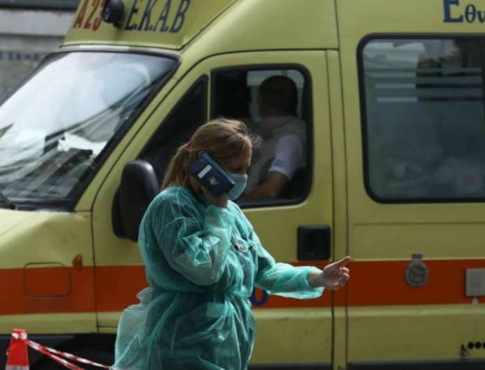 Θρίλερ στα Τρίκαλα: 84χρονη βρέθηκε νεκρή μέσα σε