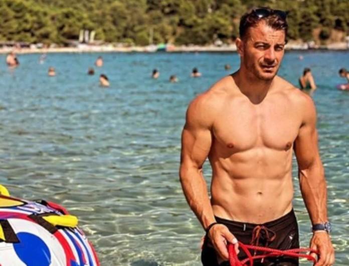 Γιώργος Αγγελόπουλος: Στην παραλία με τη μεγάλη αδυναμία του ο νικητής του Survivor