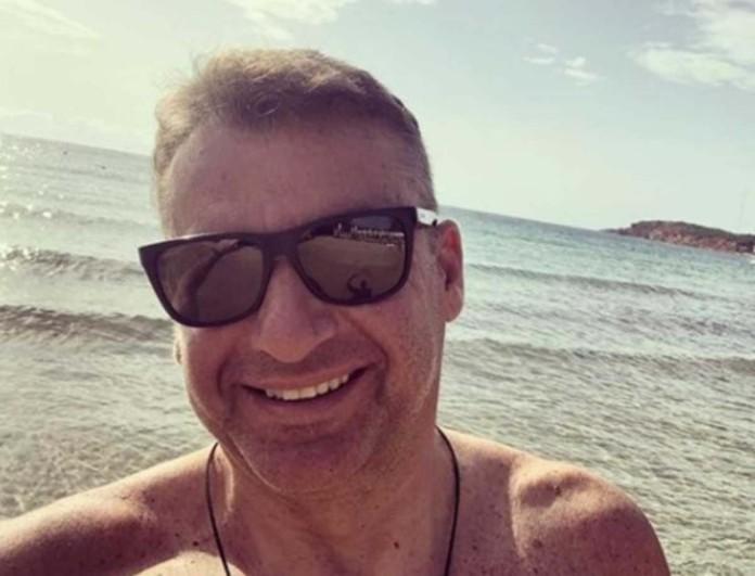 Γιώργος Λιάγκας: H φωτογραφία αποκάλυψη για το σώμα του χωρίς φίλτρα - Έπεσαν βροχή οι αντιδράσεις