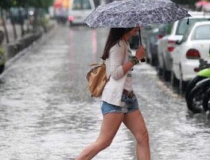 Η πρόγνωση του καιρού της Πέμπτης 6/8 - Αυτές οι περιοχές θα έχουν ισχυρές καταιγίδες