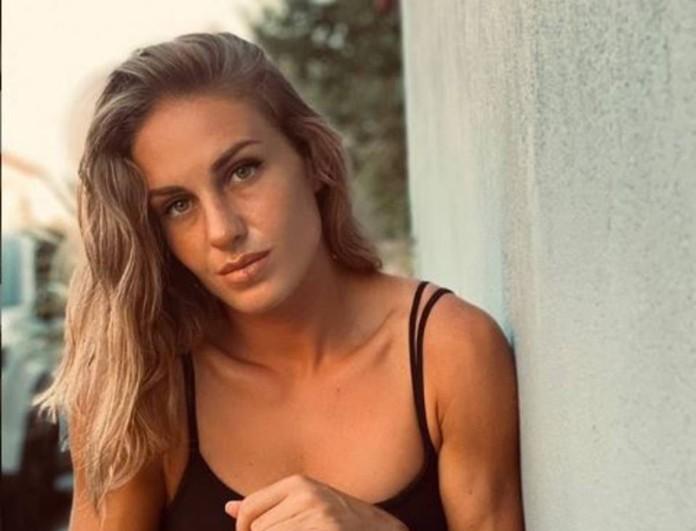 Κατερίνα Δαλάκα: Με