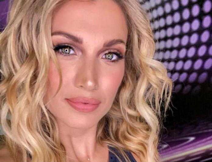Κωνσταντίνα Σπυροπούλου: Επιστρέφει στην τηλεόραση - Σε αυτό το κανάλι θα έχει δική της εκπομπή!