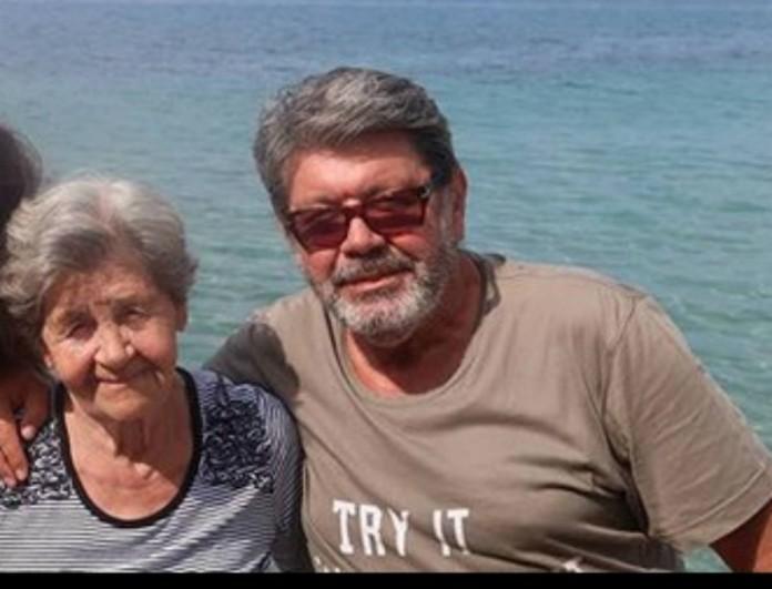 Η τρυφερή φωτογραφία του Γιάννη Λάτσιου με τη μητέρα του