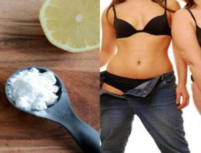 Εξαφάνισε 3 κιλά από πάνω σου με μαγειρική σόδα και λεμόνι - Η δίαιτα που κάνει
