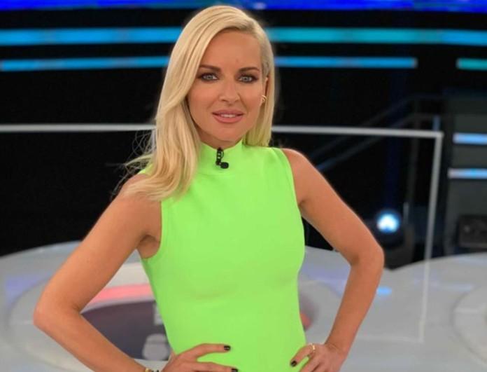 Μαρία Μπεκατώρου: Δυσάρεστες εξελίξεις πριν την πρεμιέρα της στον ΑΝΤ1
