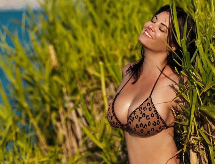 Φωτογραφίες της Μαρίας Κορινθίου χωρίς φίλτρα - Πανικός στο Instagram