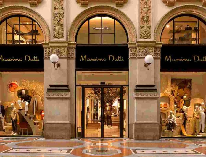 30 ευρώ κάτω η πιο must ολόσωμη φόρμα από τα Massimo Dutti