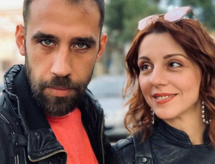 Ματίνα Νικολάου - Βασίλης Πορφυράκης: Ζουν τον έρωτά τους στις όμορφες Σπέτσες