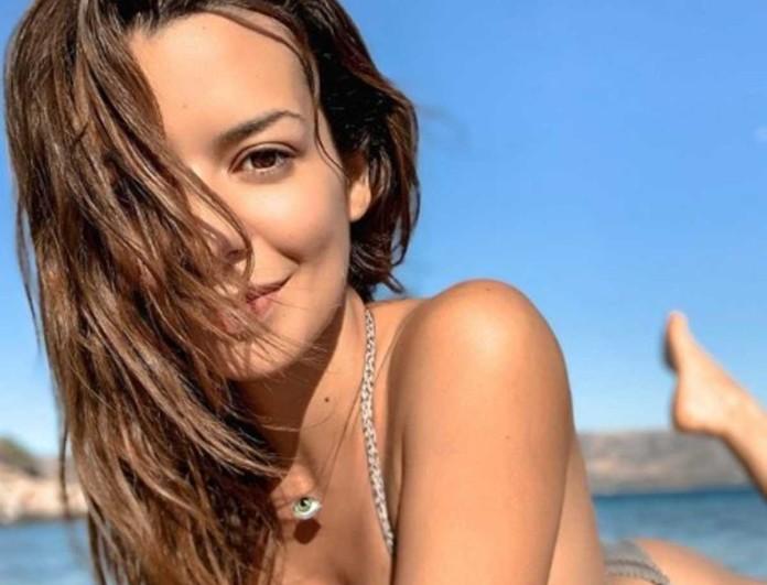 Νικολέττα Ράλλη: Έτσι είναι το σώμα της ενάμιση μήνα μετά τη γέννα