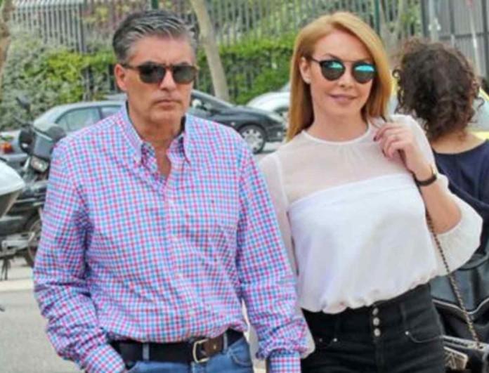 Νίκος Ευαγγελάτος: Έγινε η ανακοίνωση για τον σύζυγο της Τατιάνας Στεφανίδου