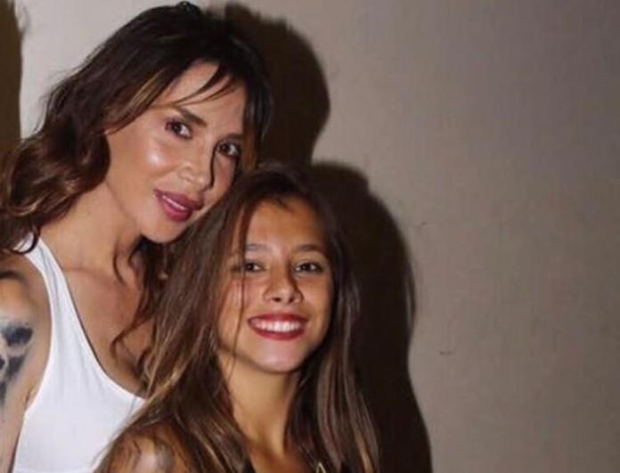 Πάολα: Η κόρη της είναι φτυστή στο πρόσωπο με τη μητέρα της - Κοινή φωτογραφία στη δημοσιότητα