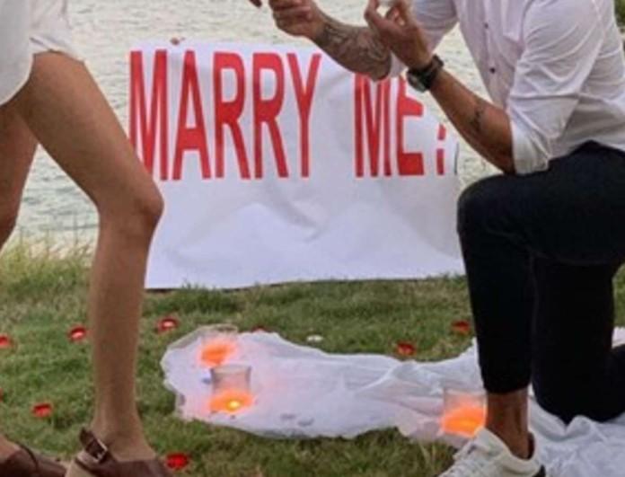 Παντρεύεται ο πιο πολυσυζητημένος παίκτης του Power of love