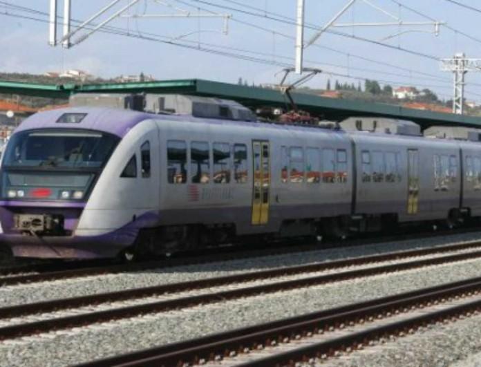 Εκτροχιάστηκε τρένο του Προαστιακού στο Ξυλόκαστρο