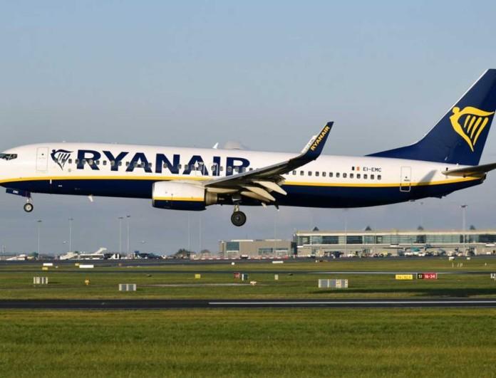 Έκτακτη απόφαση από τη Ryanair