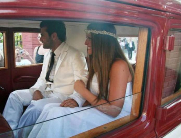 Δρακόντια μέτρα στο γάμο Σίσσυς Χρηστίδου και Θοδωρή Μαραντίνη - 15 σεκιούριτι περιφρουρούσαν το χώρο