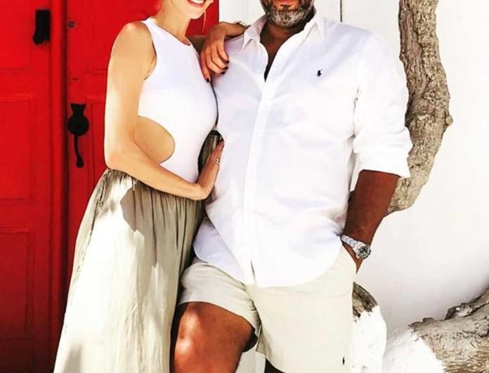 Άσχημα νέα για ζευγάρι της ελληνικής showbiz - Έβαλε «φρένο» στο γάμο του