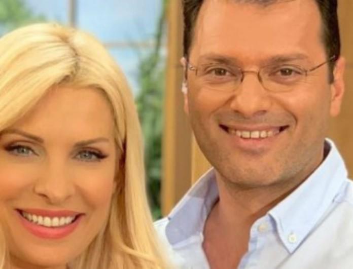 Τάσος Τεργιάκης: Δείτε την όμορφη σύζυγό του για πρώτη φορά!