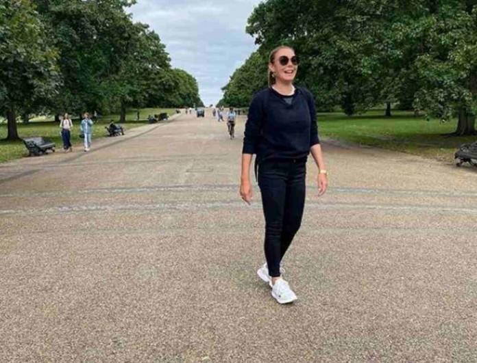 Τατιάνα Στεφανίδου: Θύελλα αντιδράσεων σήκωσε η νέα φωτογραφία της από το Λονδίνο