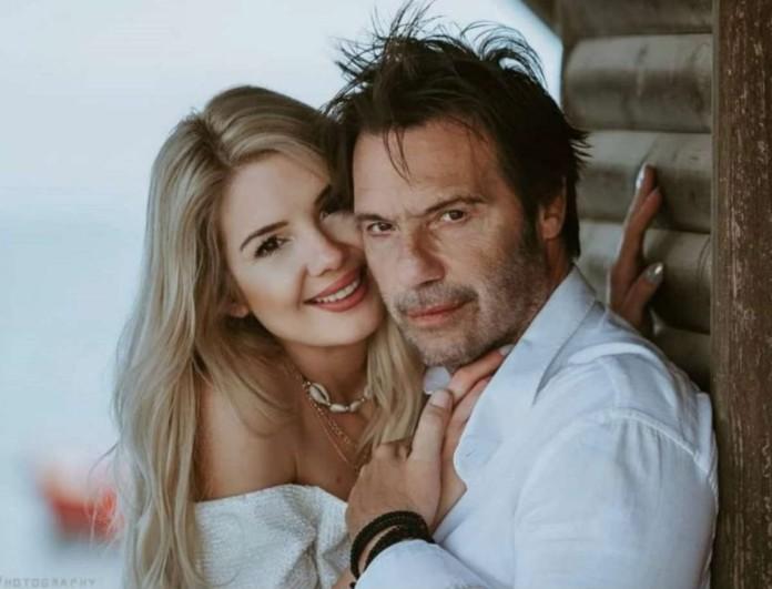 Στράτος Τζώρτζογλου - Σοφία Μαριόλα: Χαρές για το ζευγάρι!