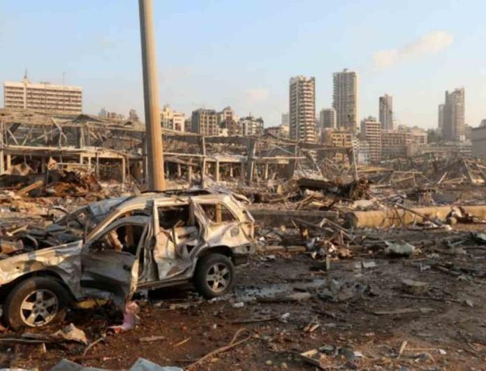 Βηρυτός: Τραυματίστηκαν δύο Έλληνες από την έκρηξη